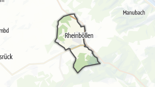 Karte / Rheinböllen