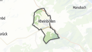 Map / Rheinböllen