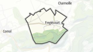 מפה / Fregiécourt
