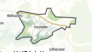 Karte / Panzweiler
