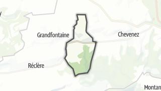 מפה / Rocourt