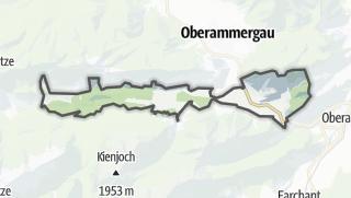 Mapa / Ettal