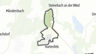 Mapa / Schenkelberg