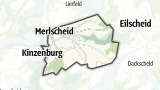 Karte / Merlscheid