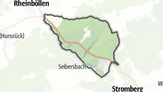 Karte / Daxweiler