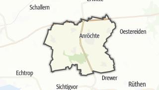 Mapa / Anröchte