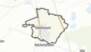 מפה / Baar-Ebenhausen