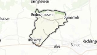 מפה / Rödinghausen