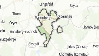 Karte / Marienberg