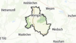 地图 / Warngau
