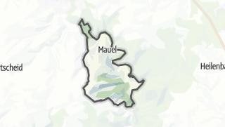 Karte / Mauel