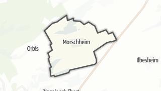 Cartina / Morschheim
