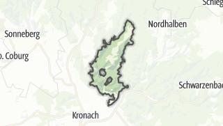 Mapa / Wilhelmsthal