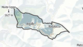 地图 / Badalucco
