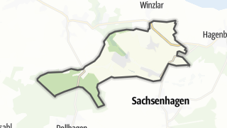 Mapa / Wölpinghausen