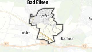 Mapa / Heeßen