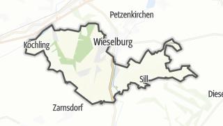 Karte / Wieselburg-Land