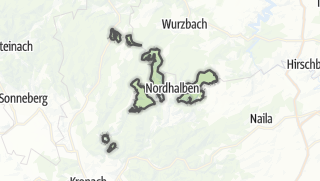 Mapa / Kronach
