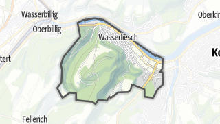 Karte / Wasserliesch