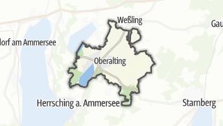 מפה / Seefeld