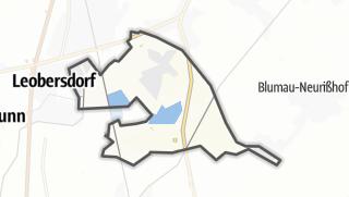 Mapa / Schönau an der Triesting