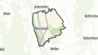 Karte / Altenstadt