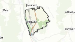 地图 / Altenstadt