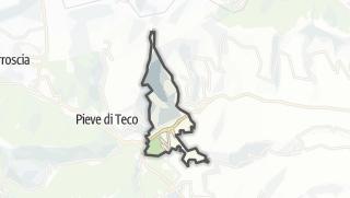 地图 / Vessalico