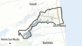 Mapa / Sant'Andrea Apostolo dello Ionio
