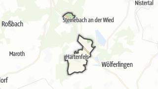 Cartina / Hartenfels