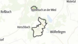 Mapa / Hartenfels