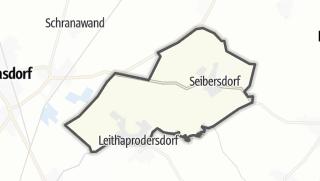 Mapa / Seibersdorf
