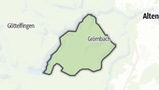 Karte / Grömbach