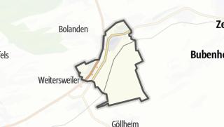 Karte / Marnheim
