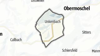 Karte / Unkenbach