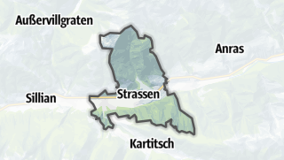 Mapa / Strassen