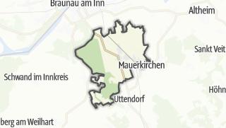 Mapa / Burgkirchen