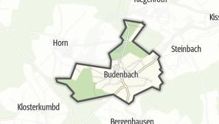Mapa / Budenbach