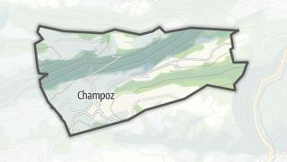 Cartina / Champoz