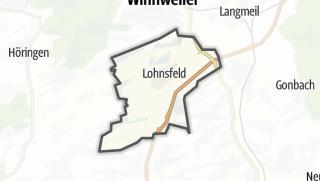 Karte / Lohnsfeld
