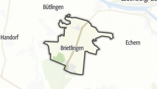 Carte / Brietlingen