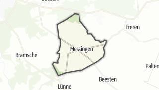 Mapa / Messingen
