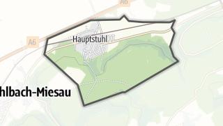 Cartina / Hauptstuhl