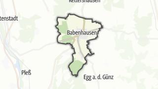 Map / Babenhausen