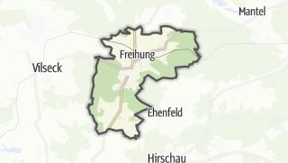 Cartina / Freihung