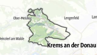 Cartina / Senftenberg