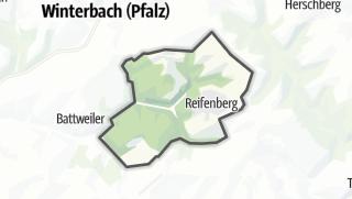 Karte / Reifenberg