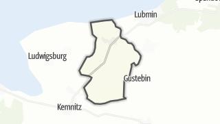 Cartina / Brünzow