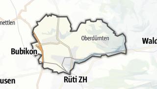 Mapa / Dürnten