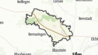 Cartina / Dornstadt